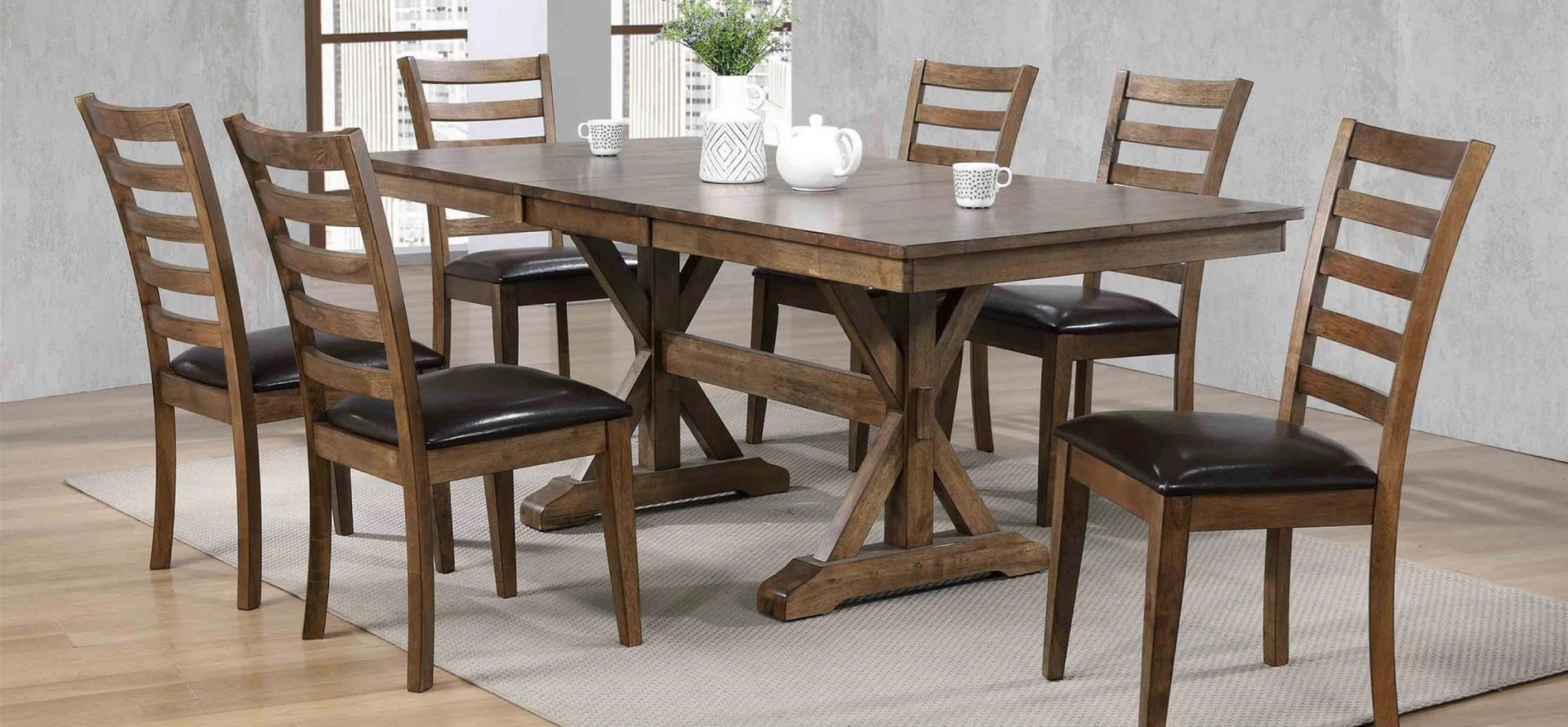 Dining Room Furniture At Bennett S Furniture And Mattresses Peterborough Campbellford Kingston Lindsay Haliburton Kawartha Lakes And Durham Region