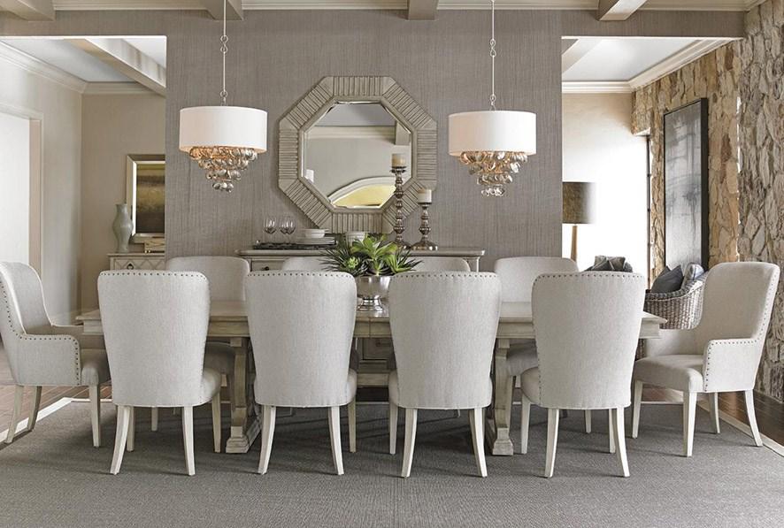 Essential Elements of a Stunning Dining Room Design - Baer\u0027s