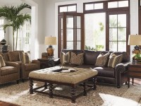 Leather And Fabric Sofa Mix Leather And Fabrichair With ...