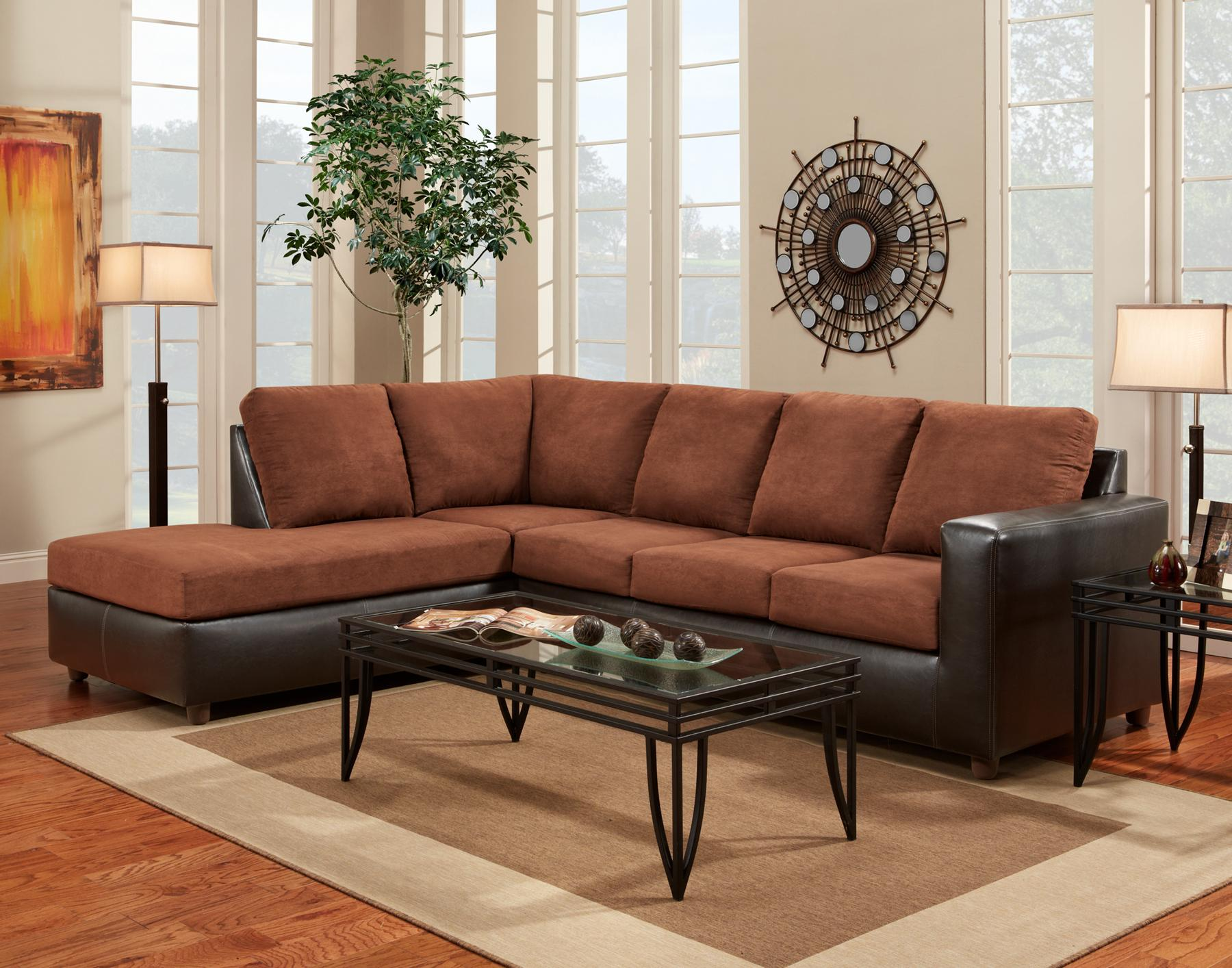 Affordable Furniture 3650 Sofa Sectional Wilcox Furniture Sectional Sofas