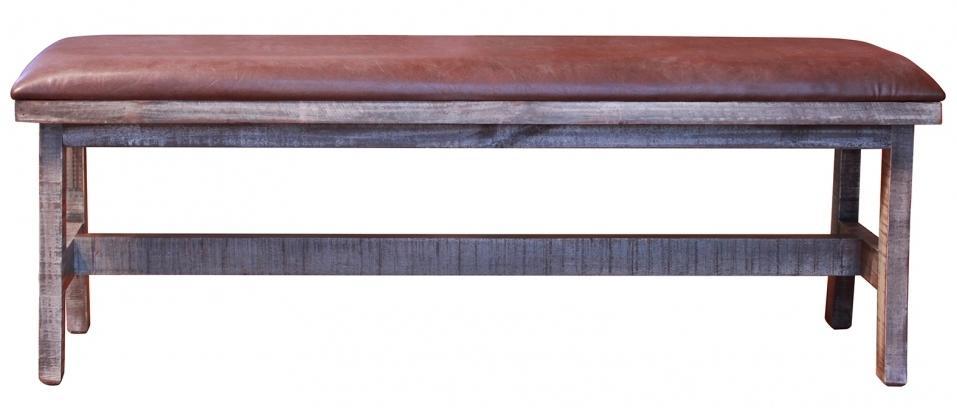 International Furniture Direct 900 Antique Ifd962bench Mc