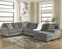 Ashley Furniture Loric - Smoke Contemporary 3-Piece ...