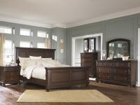 Ashley Furniture Porter Queen Bedroom Group | Wayside ...