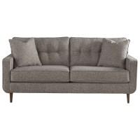 Ashley Furniture Zardoni Mid-Century Modern Sofa | Olinde ...