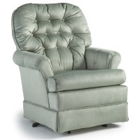 Best Home Furnishings Chairs - Swivel Glide Marla Swivel ...