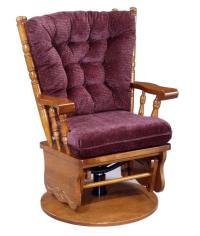 Best Home Furnishings Jive Swivel Gliding Rocker Chair ...