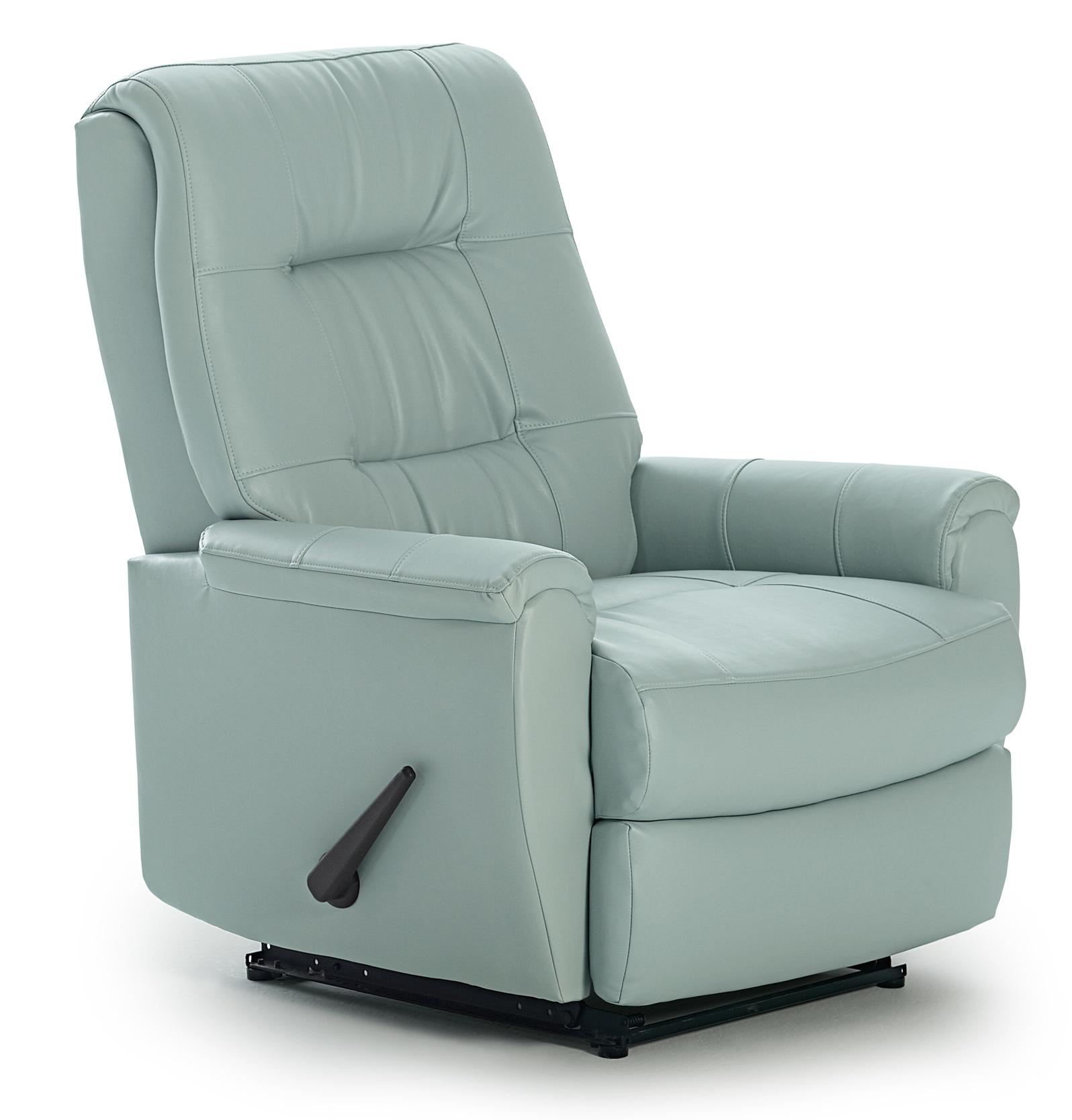 Chair Leather Reclining Swivel Petite Recliners Felicia Swivel Glider Recliner With Button Tufted Back By Best Home Furnishings At Lapeer Furniture Mattress Center