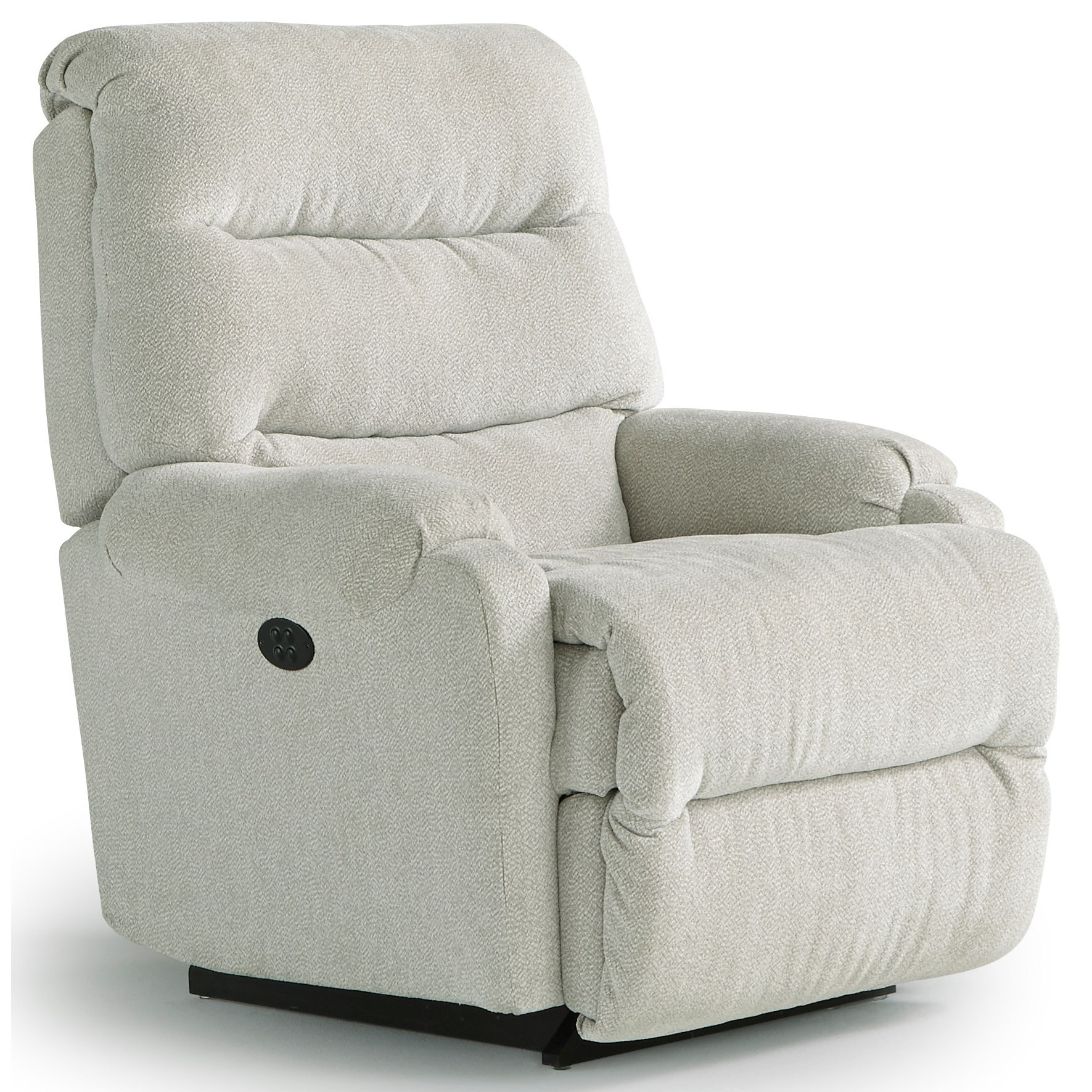 Best Rated Small Recliners Petite Recliners Sedgefield Rocker Recliner With Cushioned Seat By Best Home Furnishings At Lapeer Furniture Mattress Center