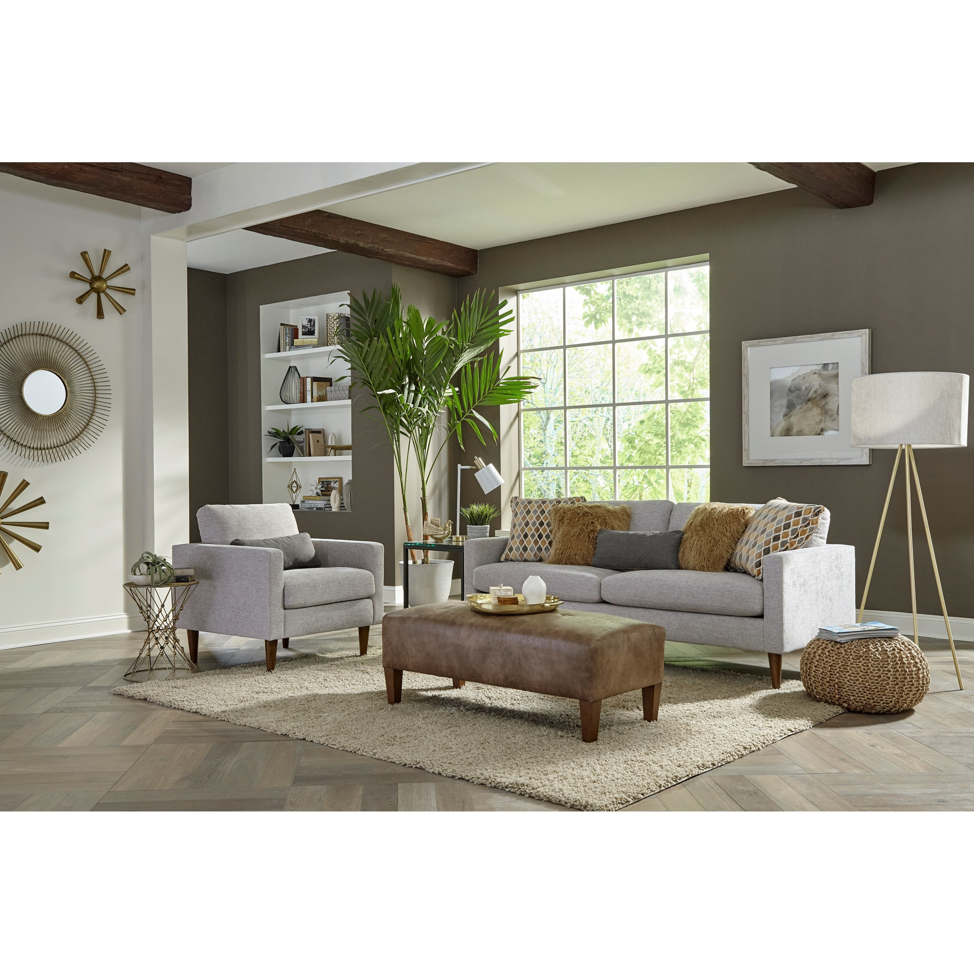 Best Home Furnishings Trafton S10 Living Room Group 2 Living Room Group O Dunk O Bright Furniture Stationary Living Room Groups