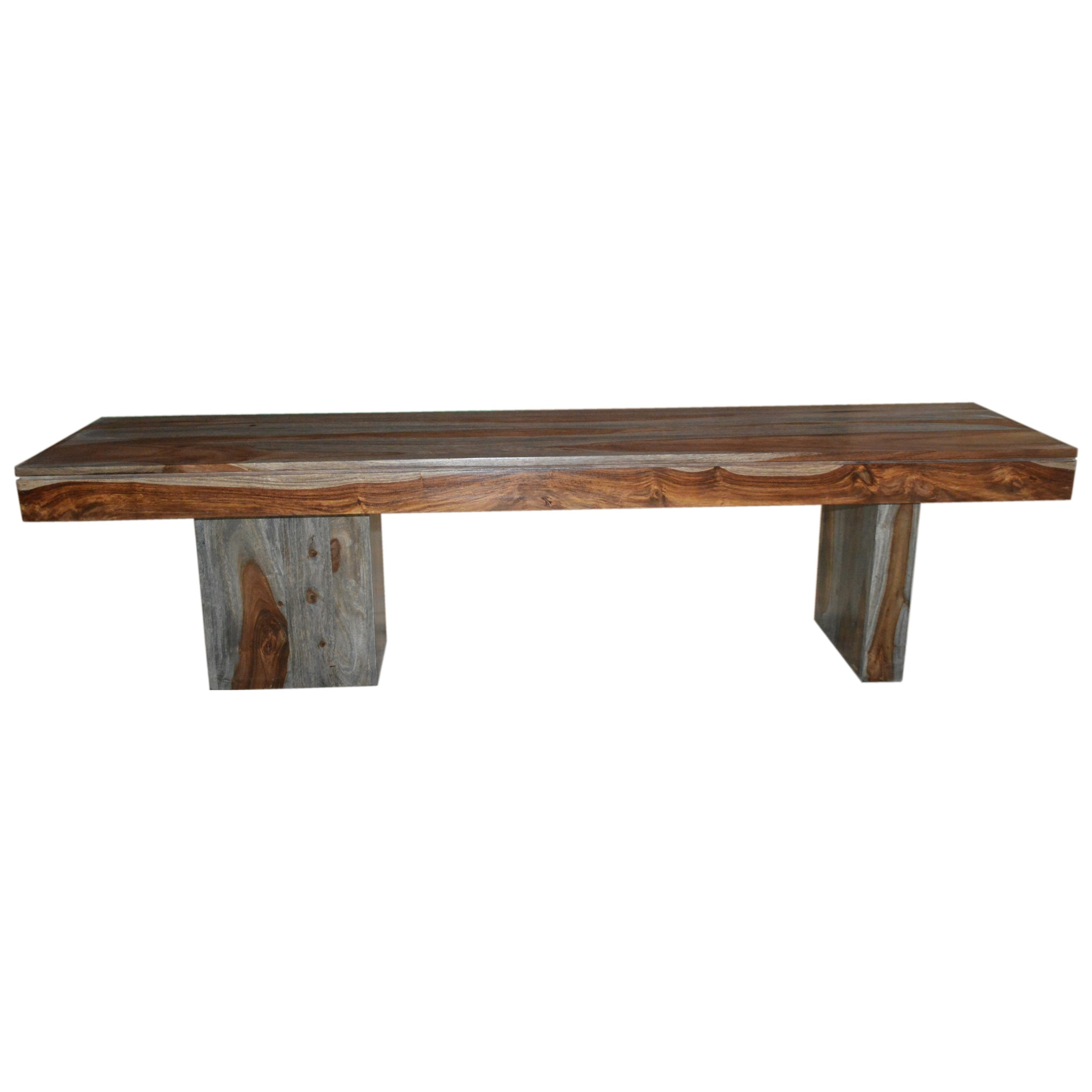 Wooden Bench Table Grayson Wooden Dining Bench By Coast To Coast Imports At Wayside Furniture