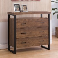 Coaster Accent Cabinets 902762 Contemporary Accent Cabinet ...