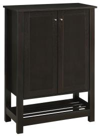 Coaster Accent Cabinets 950550 Shoe Cabinet/Accent Cabinet ...