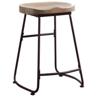 Coaster Dining Chairs and Bar Stools Rustic Counter Height ...