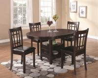 Coaster Lavon Dining Table with Storage | Dream Home ...