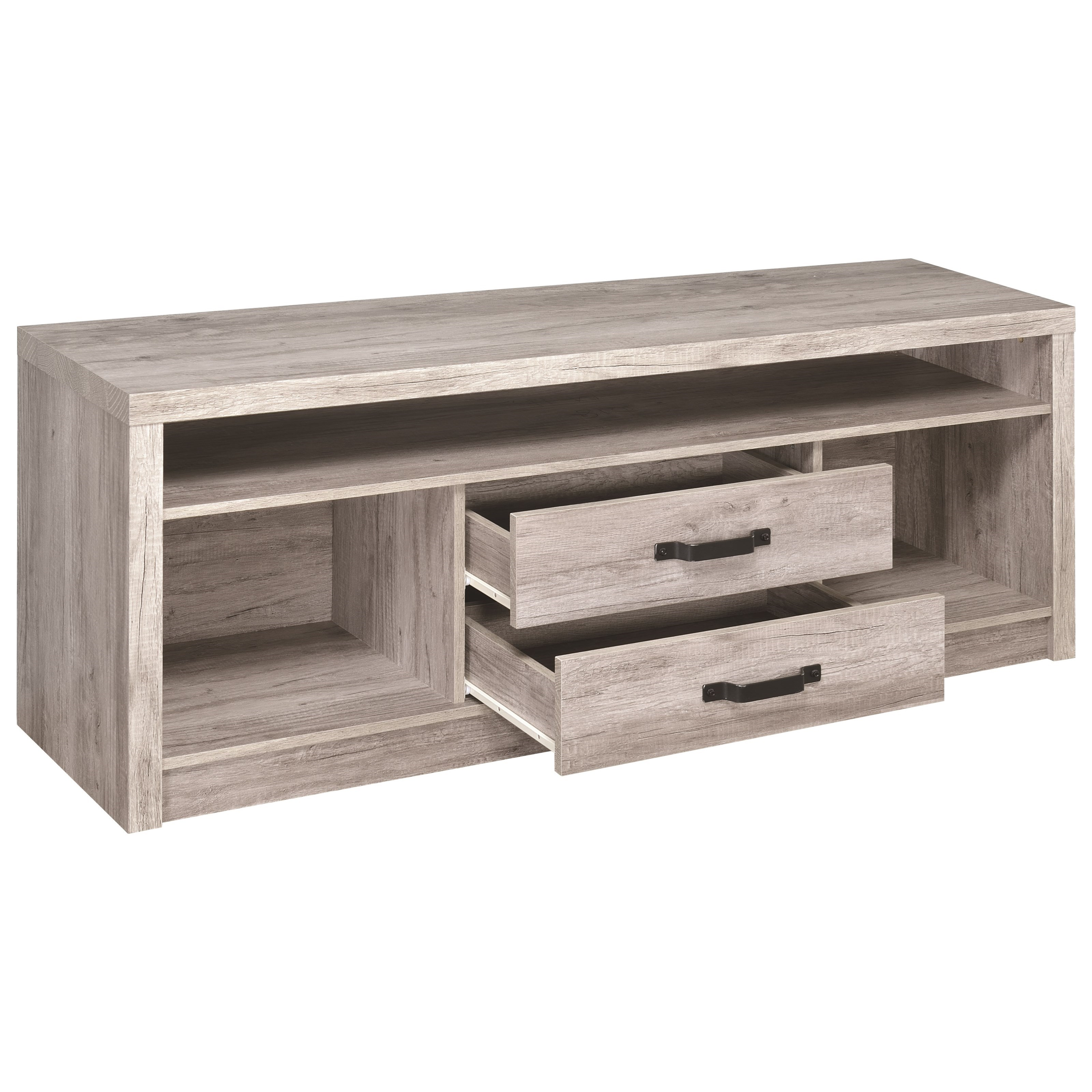 Tv Sideboard Modern Tv Stands Modern Tv Console With Grey Finish By Coaster At Dunk Bright Furniture