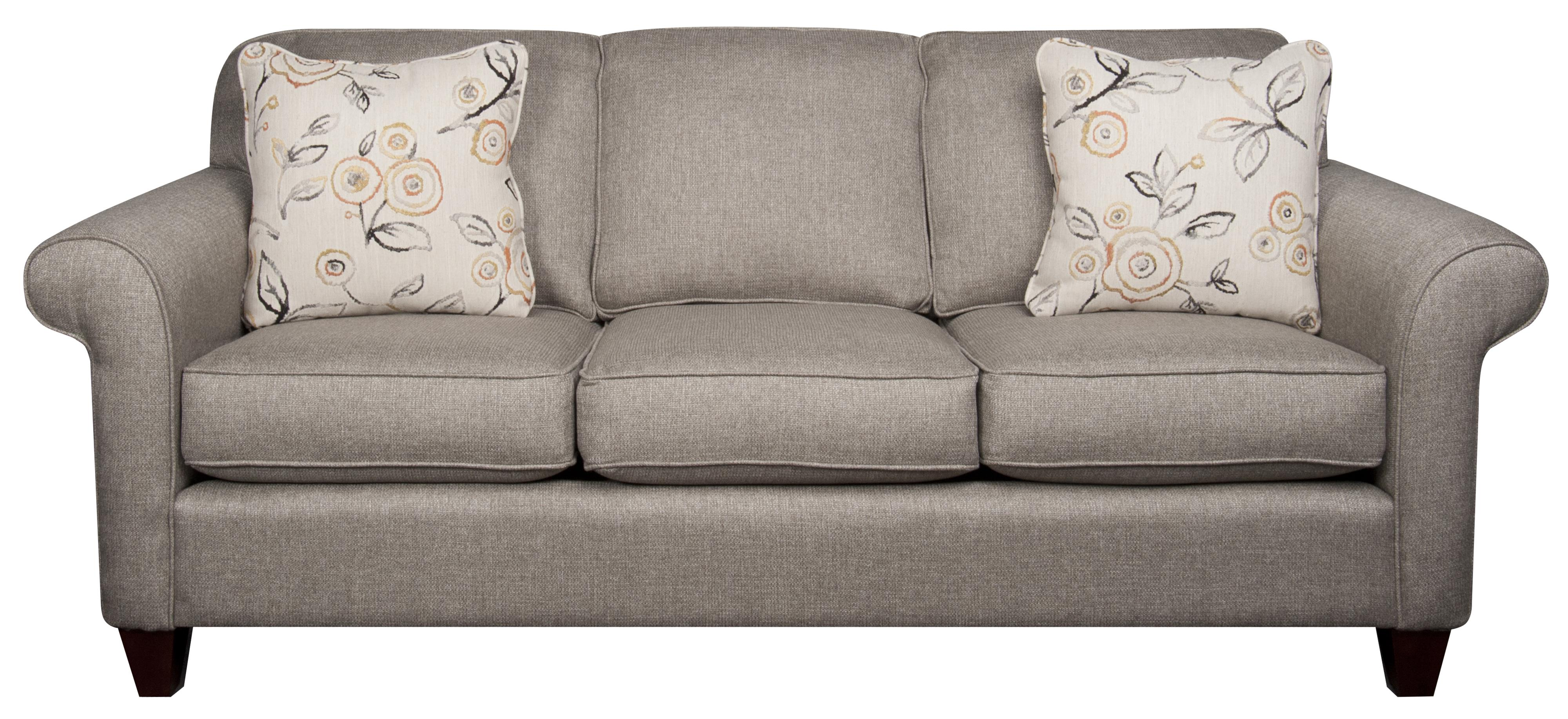 Sofa Fabric Sarah Revolution Fabric Sofa By Main Madison At Morris Home