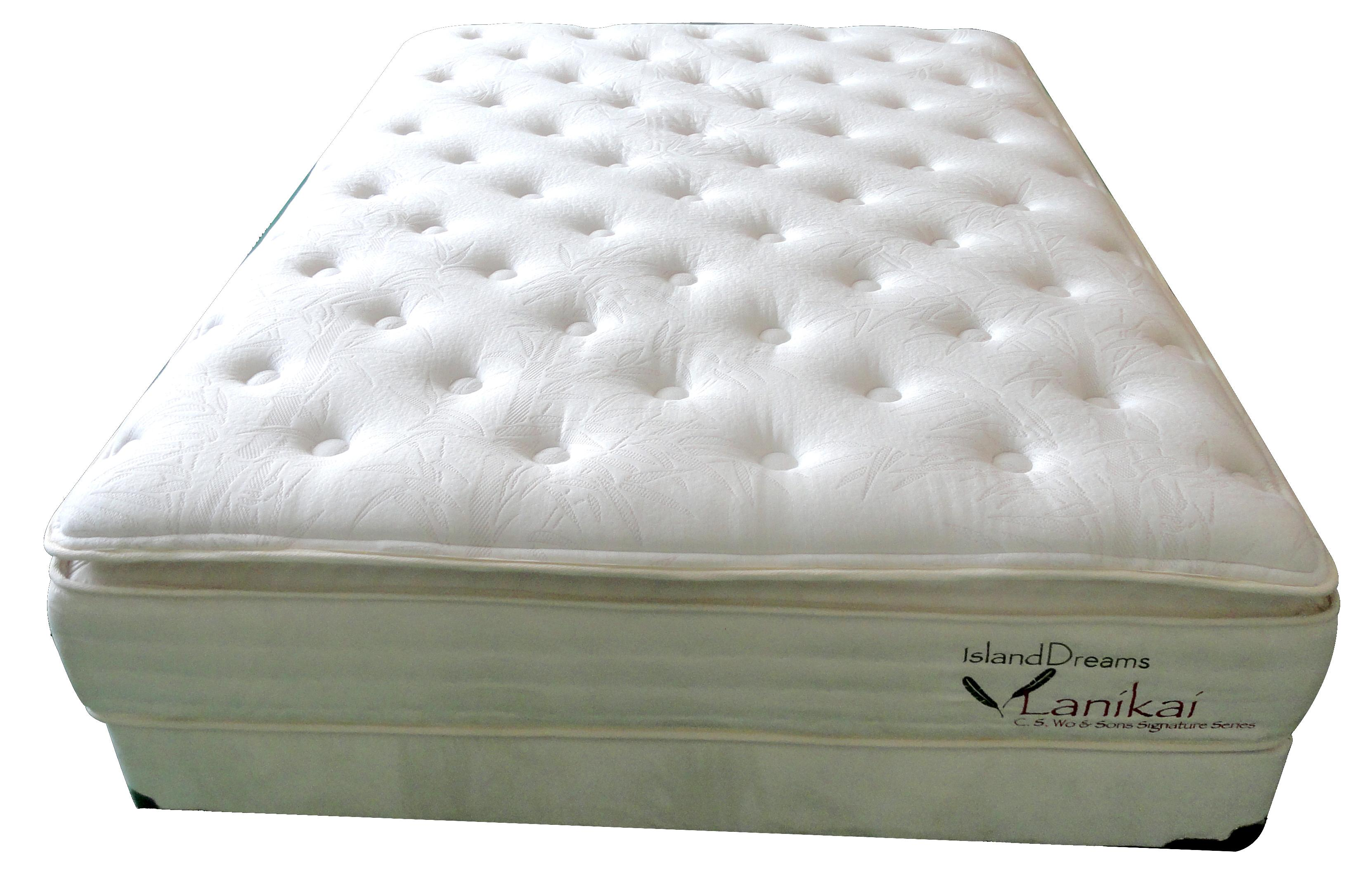 Dreams Mattress Guarantee Island Dreams Lanikai Full Plush Mattress Slumberworld Mattress