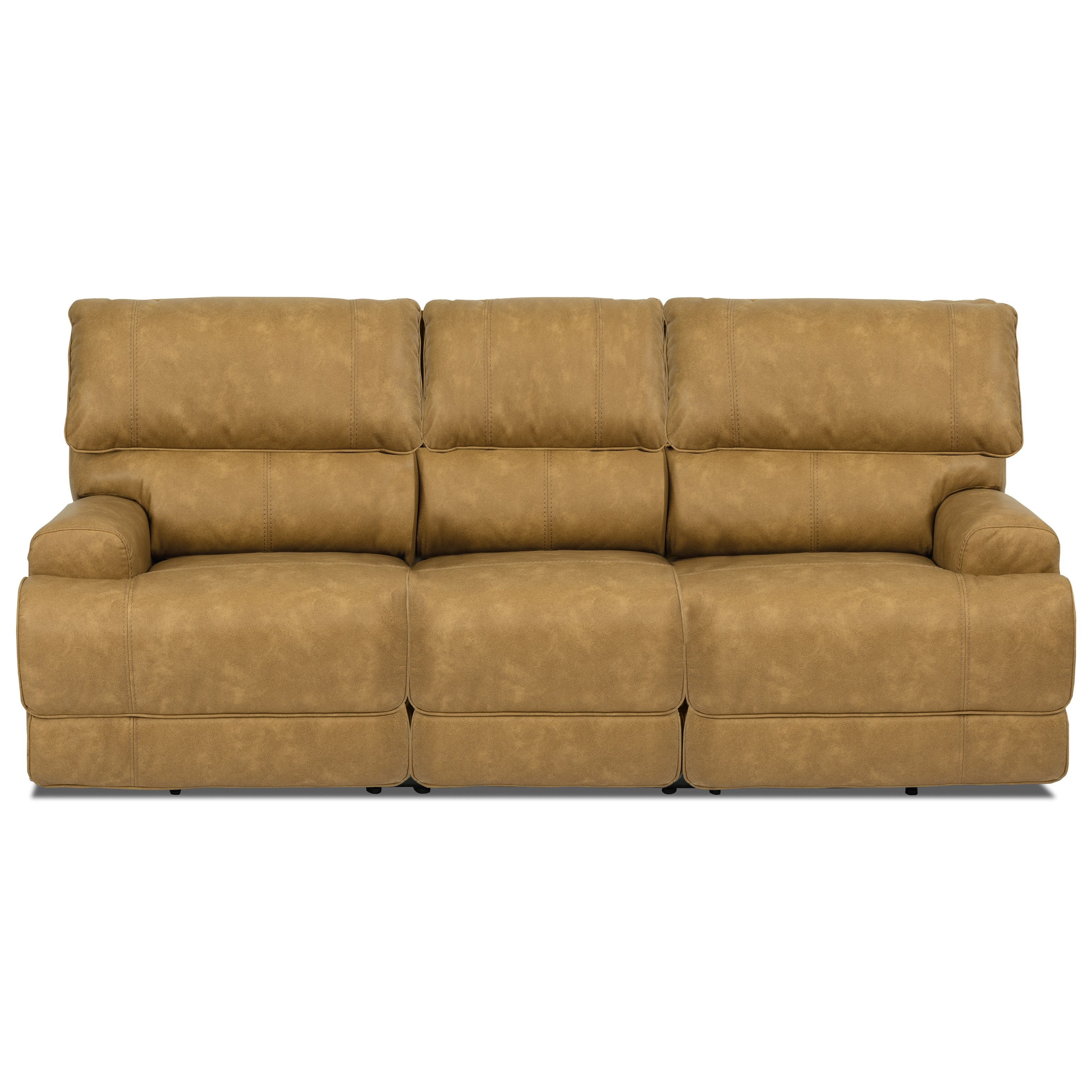 Flexsteel Latitudes Floyd 1879 62ph Power Reclining Sofa With Power Headrests And Usb Ports Dunk Bright Furniture Reclining Sofas
