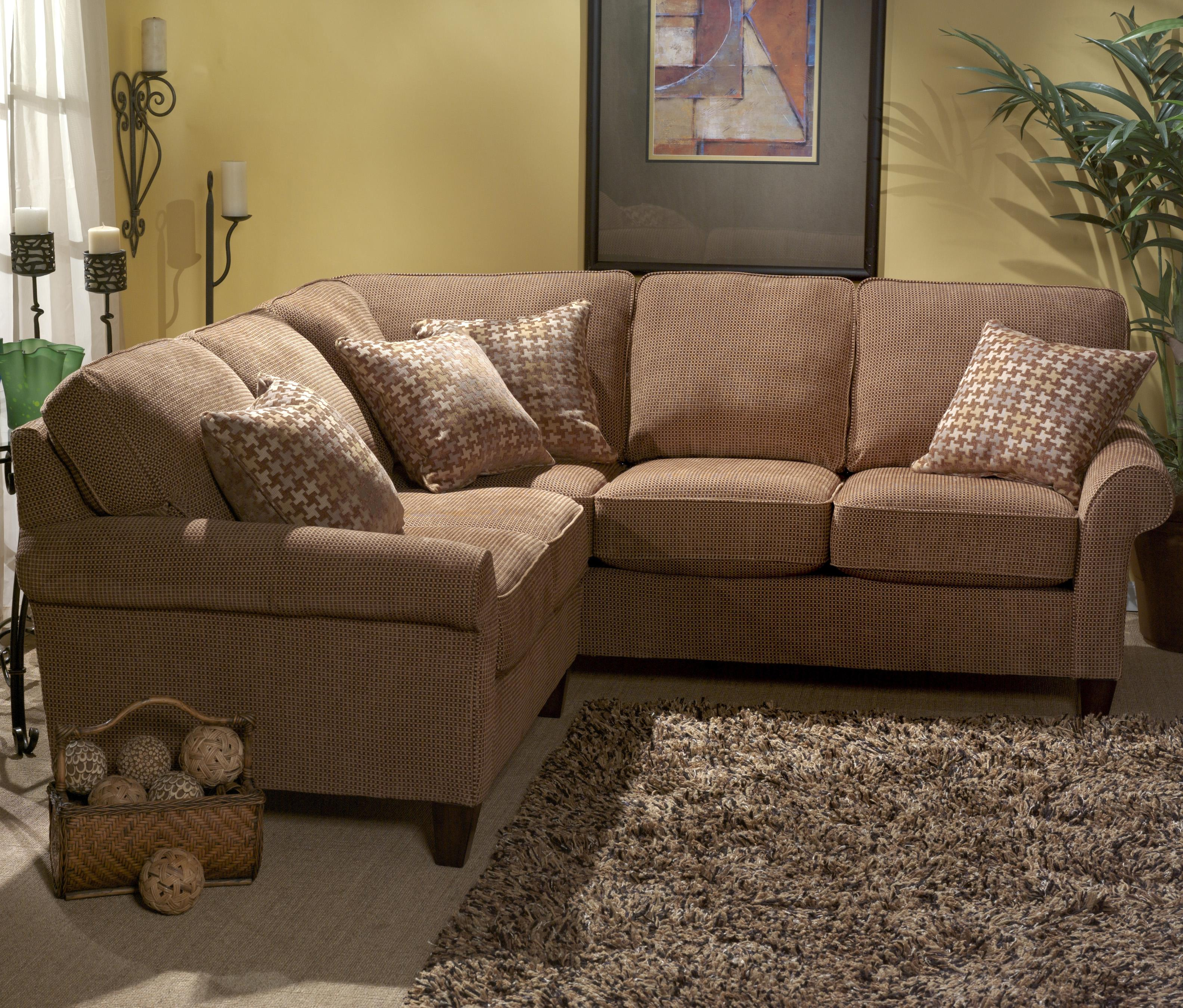 Sofa Express Pineville Nc Flexsteel Westside Casual Two Piece Sectional Sofa Ahfa Sofa