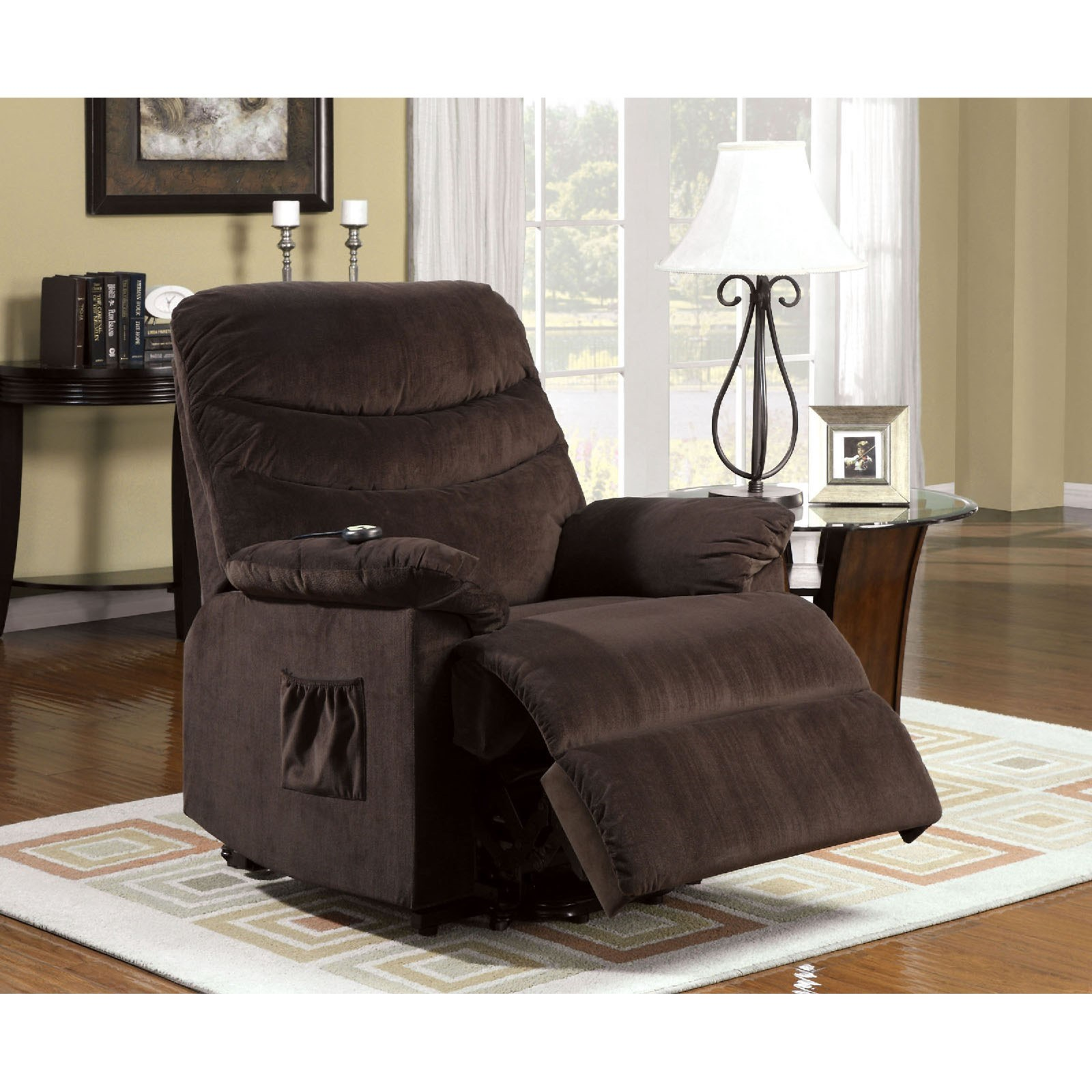 Furniture Of America Foa Perth Cm Rc6933 Casual Power - Living Room Chairs Perth