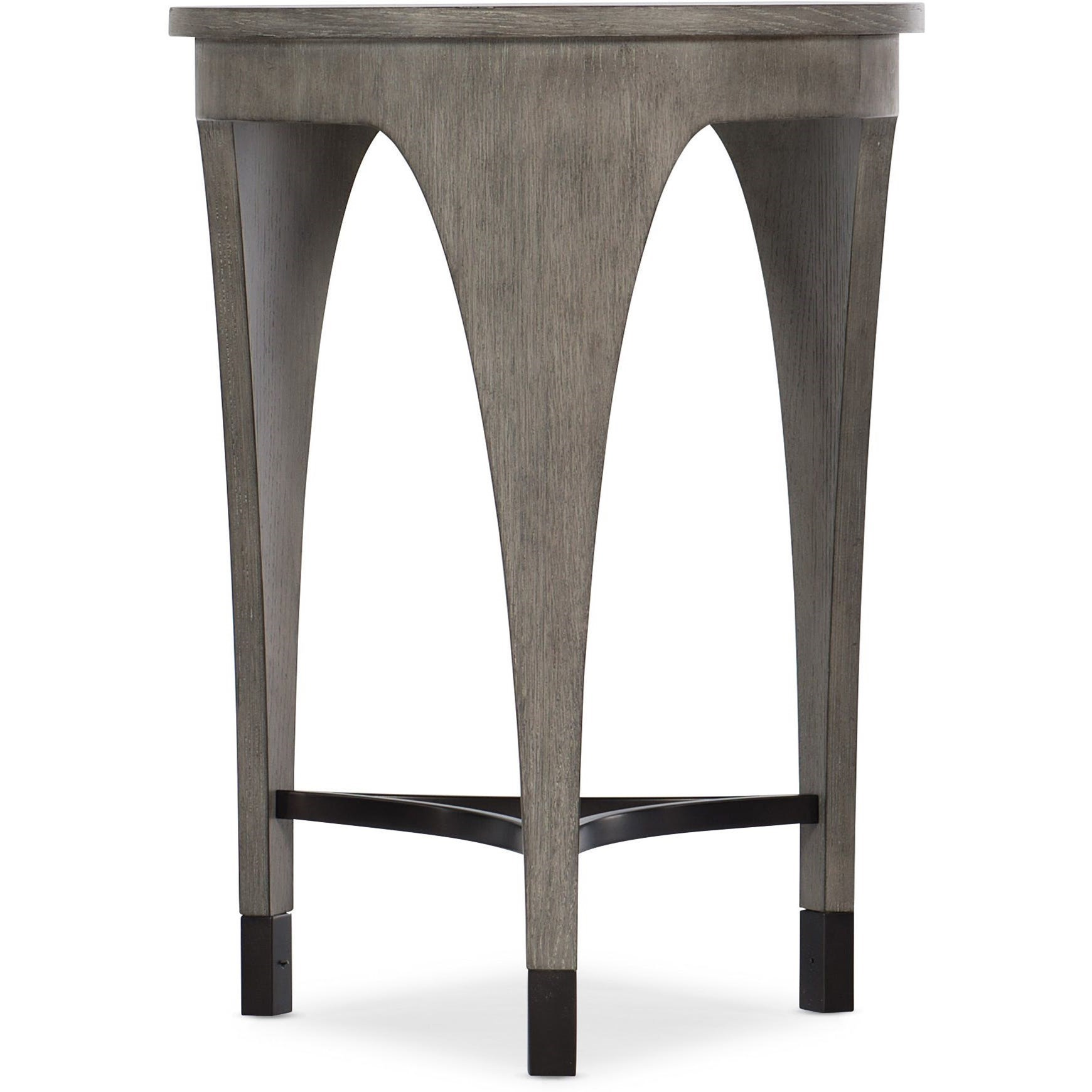 End Table For Living Room Living Room Accents Contemporary Endtable By Hooker Furniture At Suburban Furniture