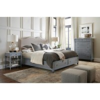 Hooker Furniture Hamilton King Bedroom Group | Belfort ...