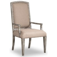 Hooker Furniture True Vintage Upholstered Arm Chair
