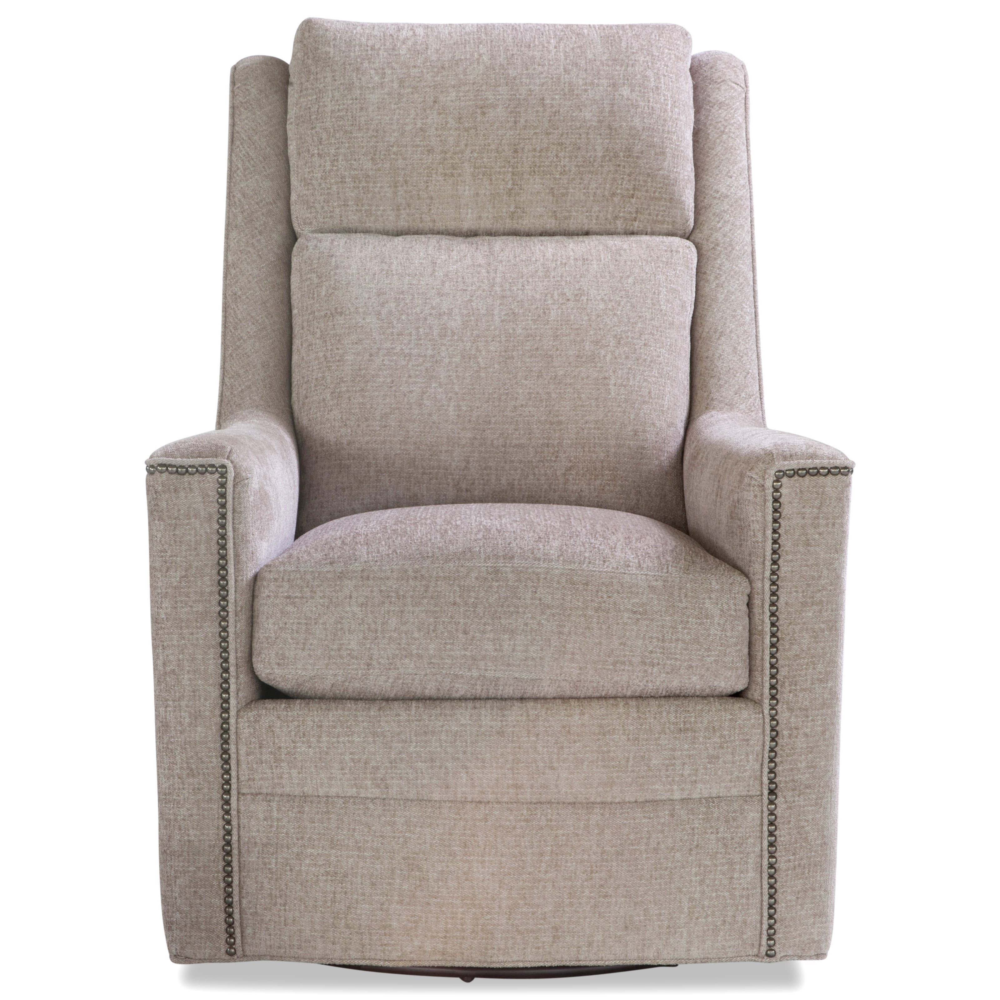 Huntington House Furniture Quality Huntington House 7286 Casual Upholstered Swivel Chair With