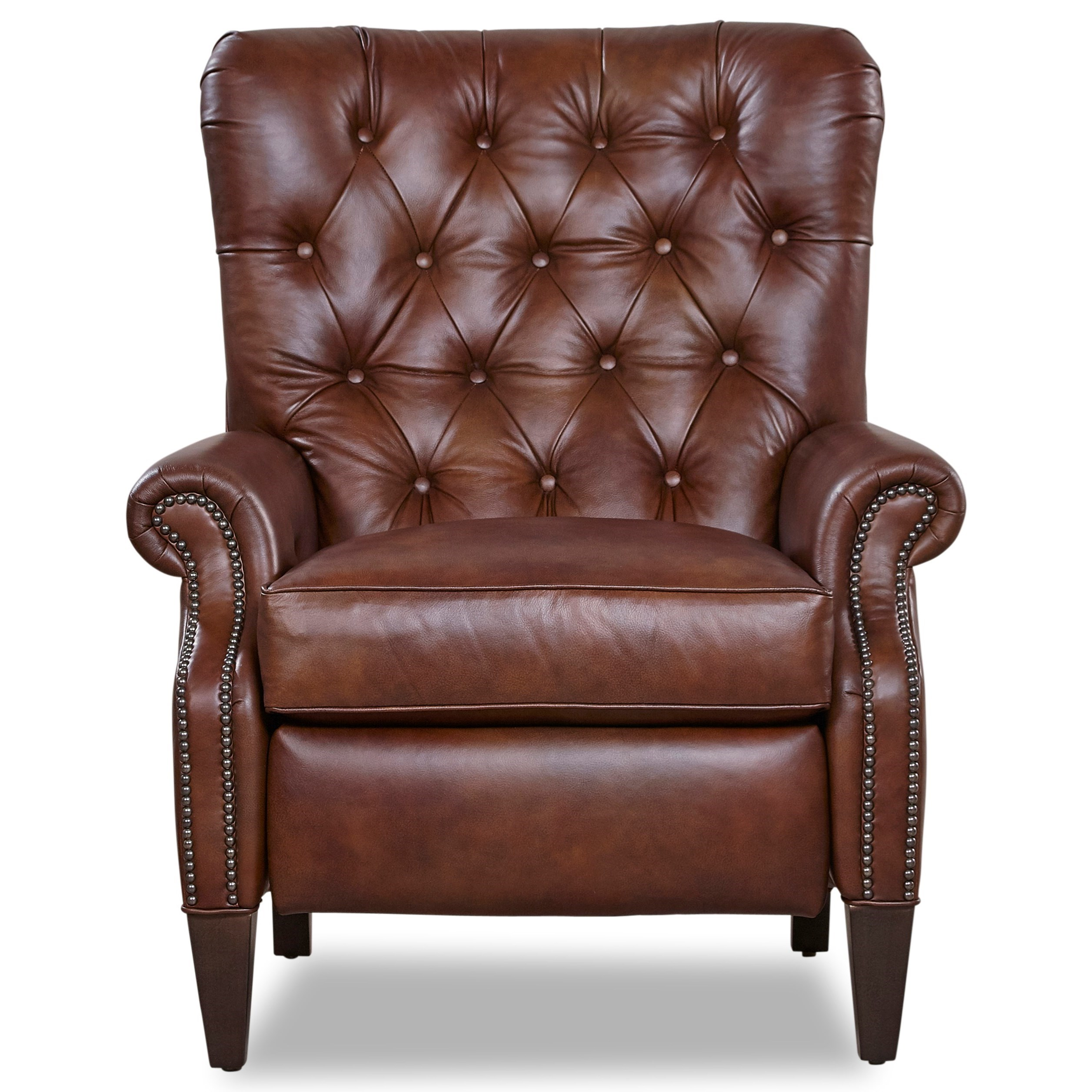 Huntington House Furniture Quality Huntington House 8121 Traditional Power Recliner With Button