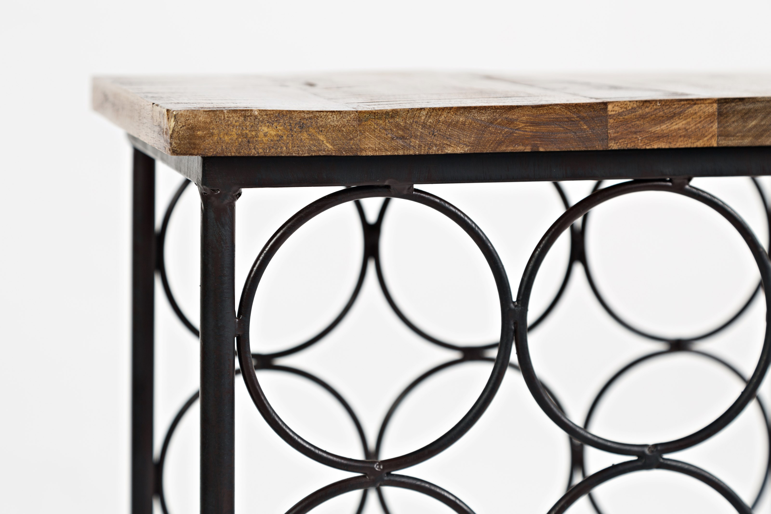 Vfm Signature Global Archive Accent Table With Bottle