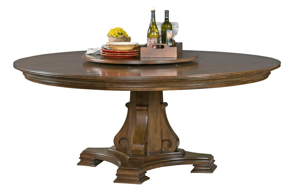 Kincaid Furniture Portolone 95 053p Stellia 72quot Round
