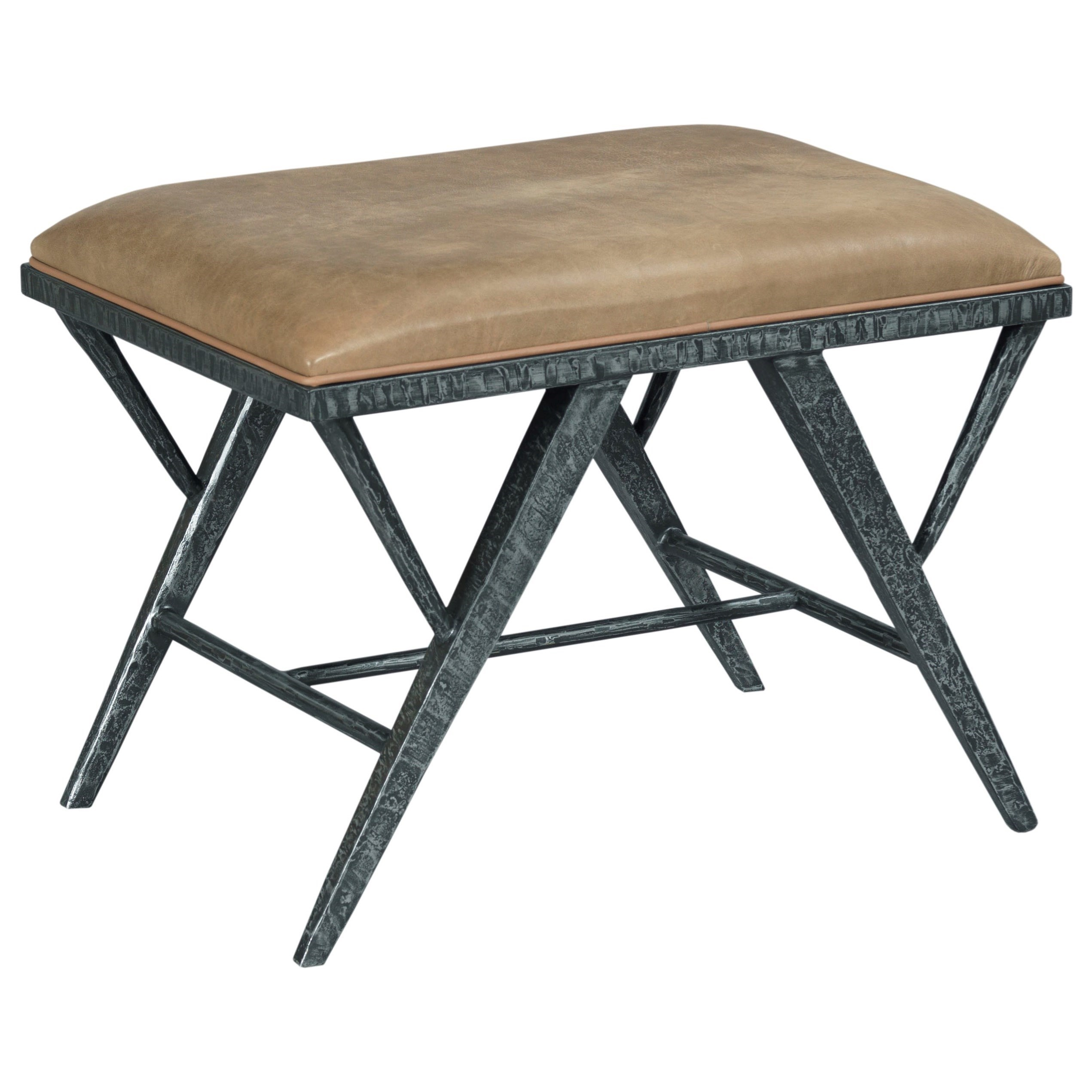 Kincaid Furniture Trails Crafters Metal Bench Lindy S Furniture Company Upholstered Benches