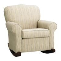 Klaussner Chairs and Accents Old Town Upholstered Rocker ...