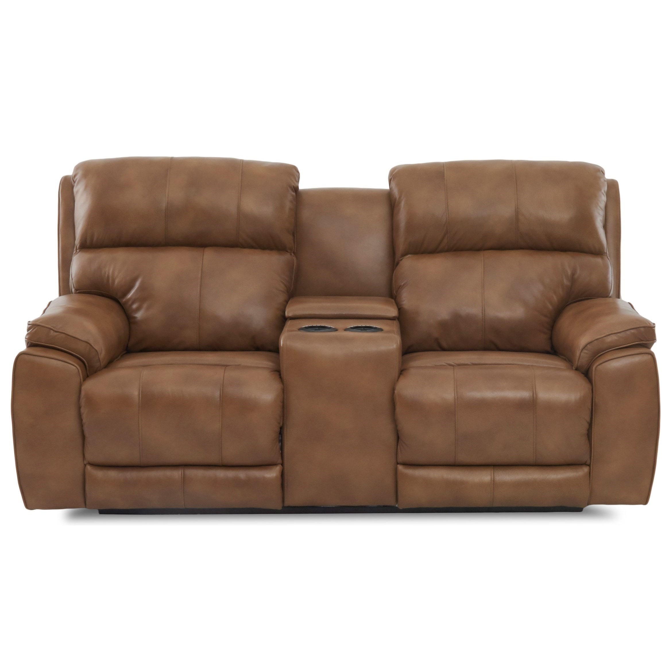 Sofa Relax Con Usb Klaussner Omaha Power Reclining Loveseat With Cupholder Storage