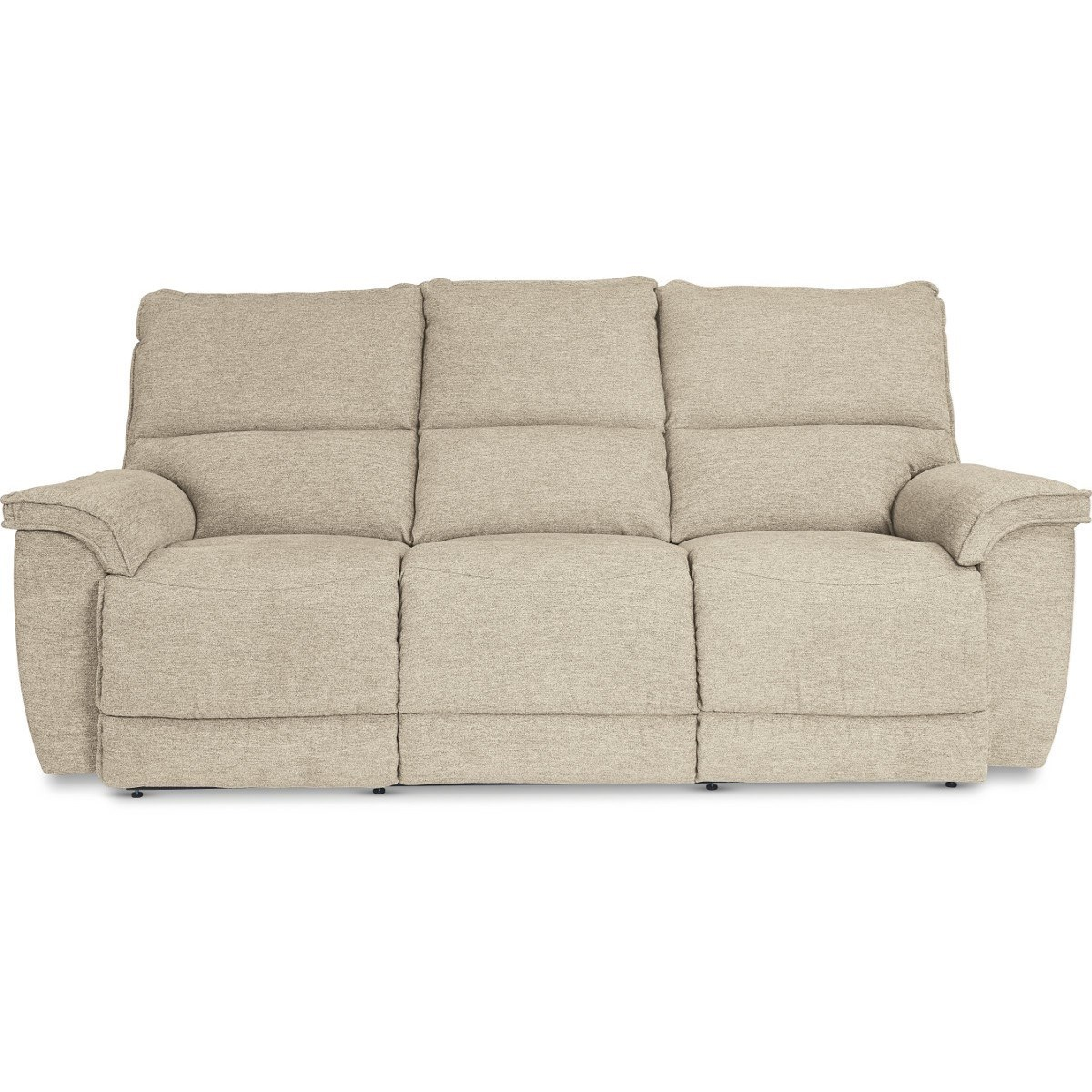 La Z Boy Norris Casual Power Reclining Sofa With Usb Charging Ports Bennett S Furniture And Mattresses Reclining Sofas
