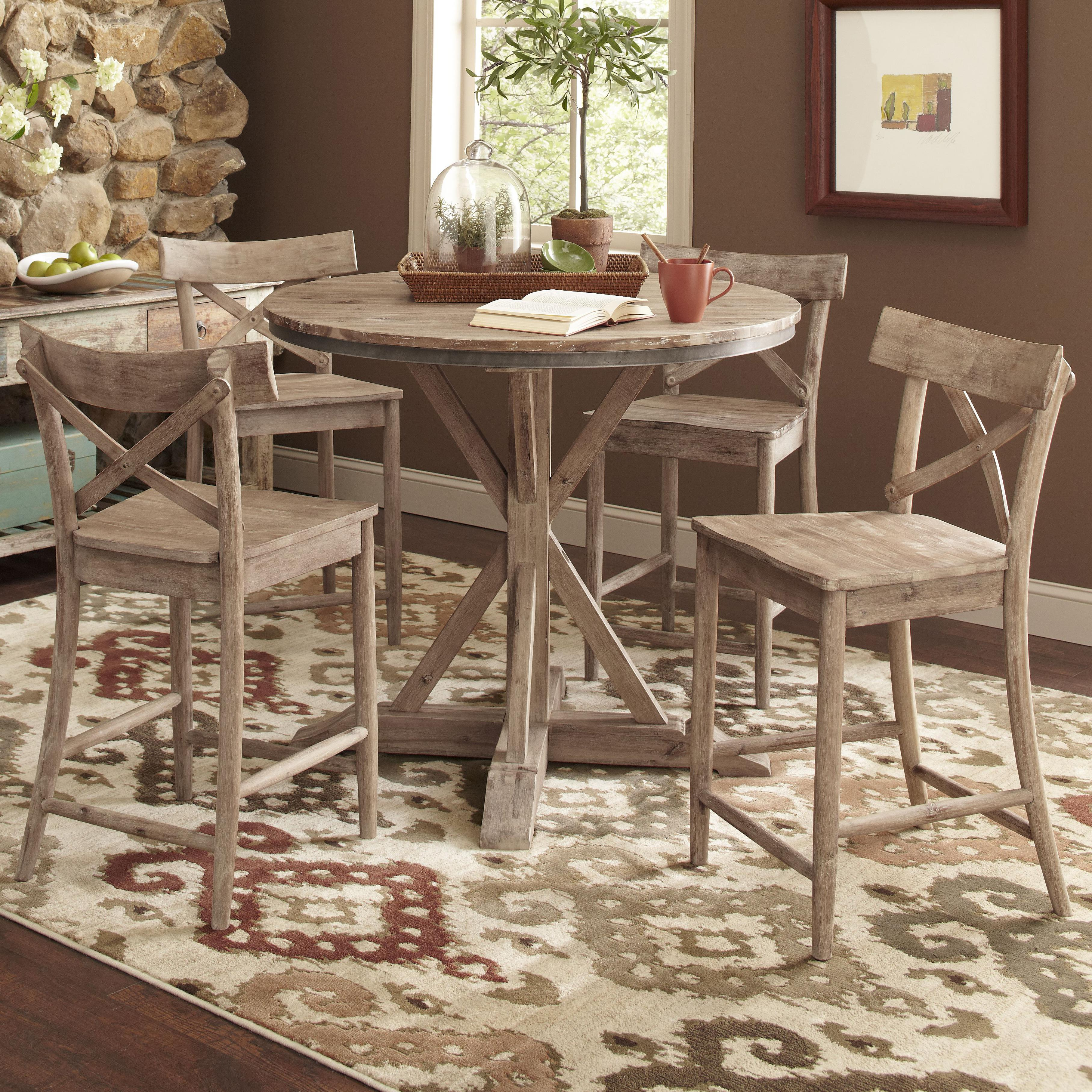 item counter height kitchen table Largo Callista Counter Height Dining Table Set Item Number D 36