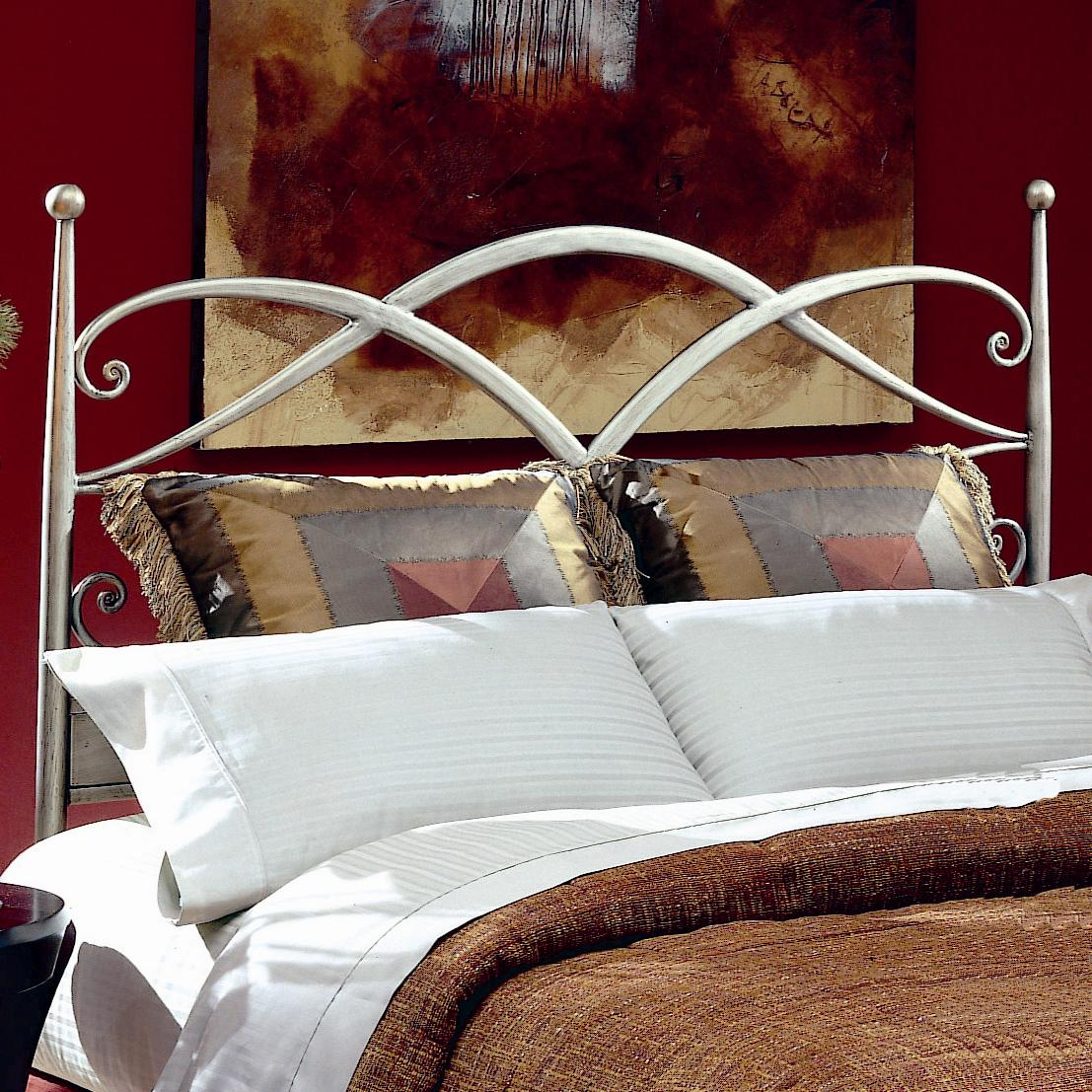Metal Bed Headboards Metal Beds Queen Cutlass Headboard By Largo At Lindy S Furniture Company