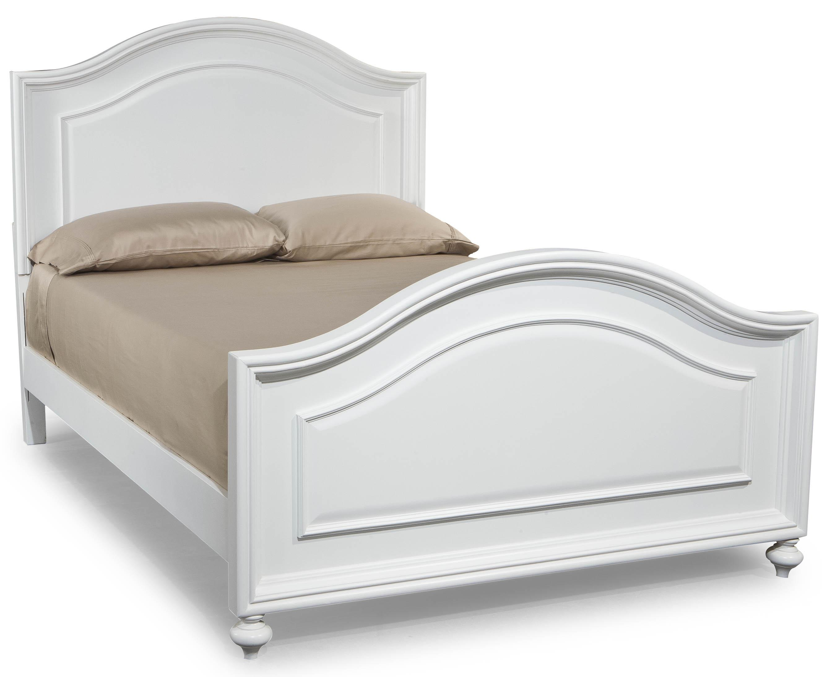 Bed Headboard Madison Full Size Panel Bed With Arched Headboard And Footboard By Legacy Classic Kids At Darvin Furniture