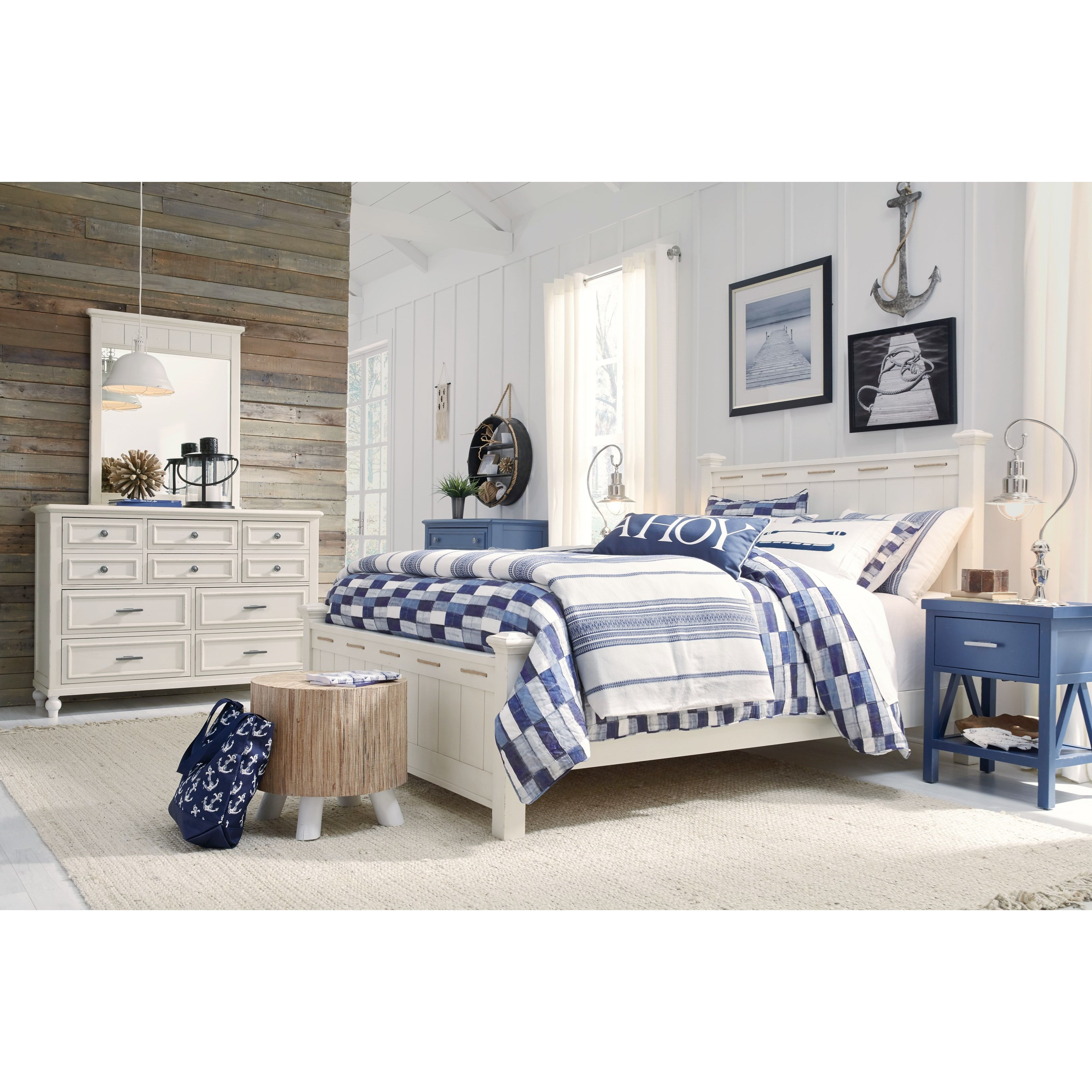 Kids Queen Bed Lake House Queen Bedroom Group By Legacy Classic Kids At Suburban Furniture