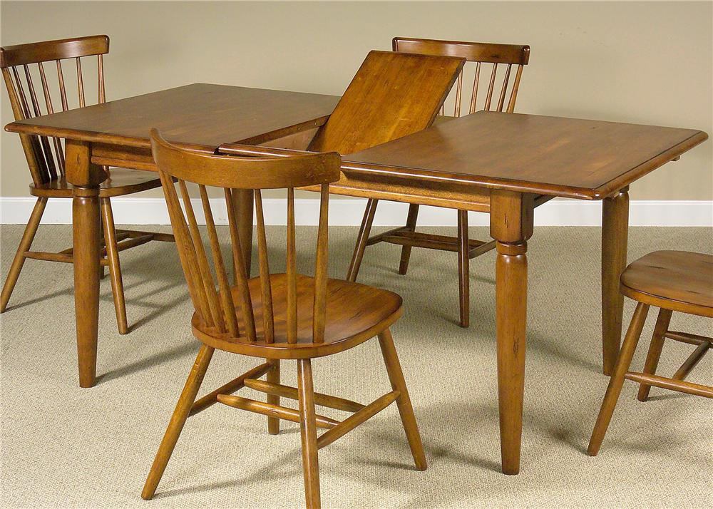 Liberty Furniture Creations Ii Dining Table With One 12