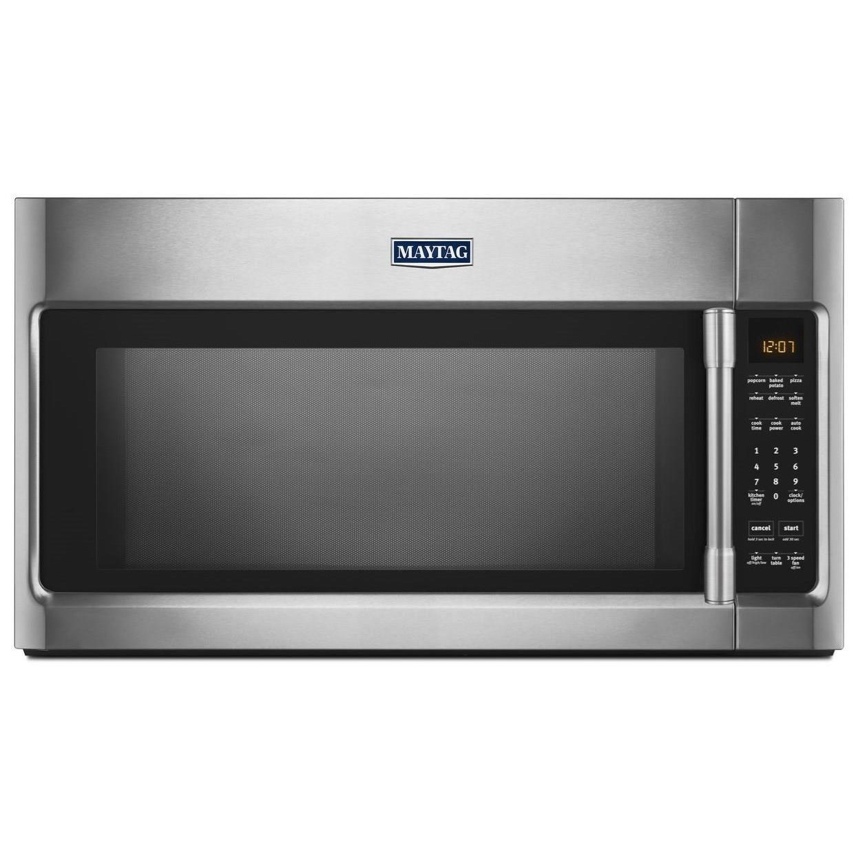 Maytag Over The Range Microwave With Sensor Cooking 2 Cu Ft Sheely S Furniture Appliance Microwaves Over The Range