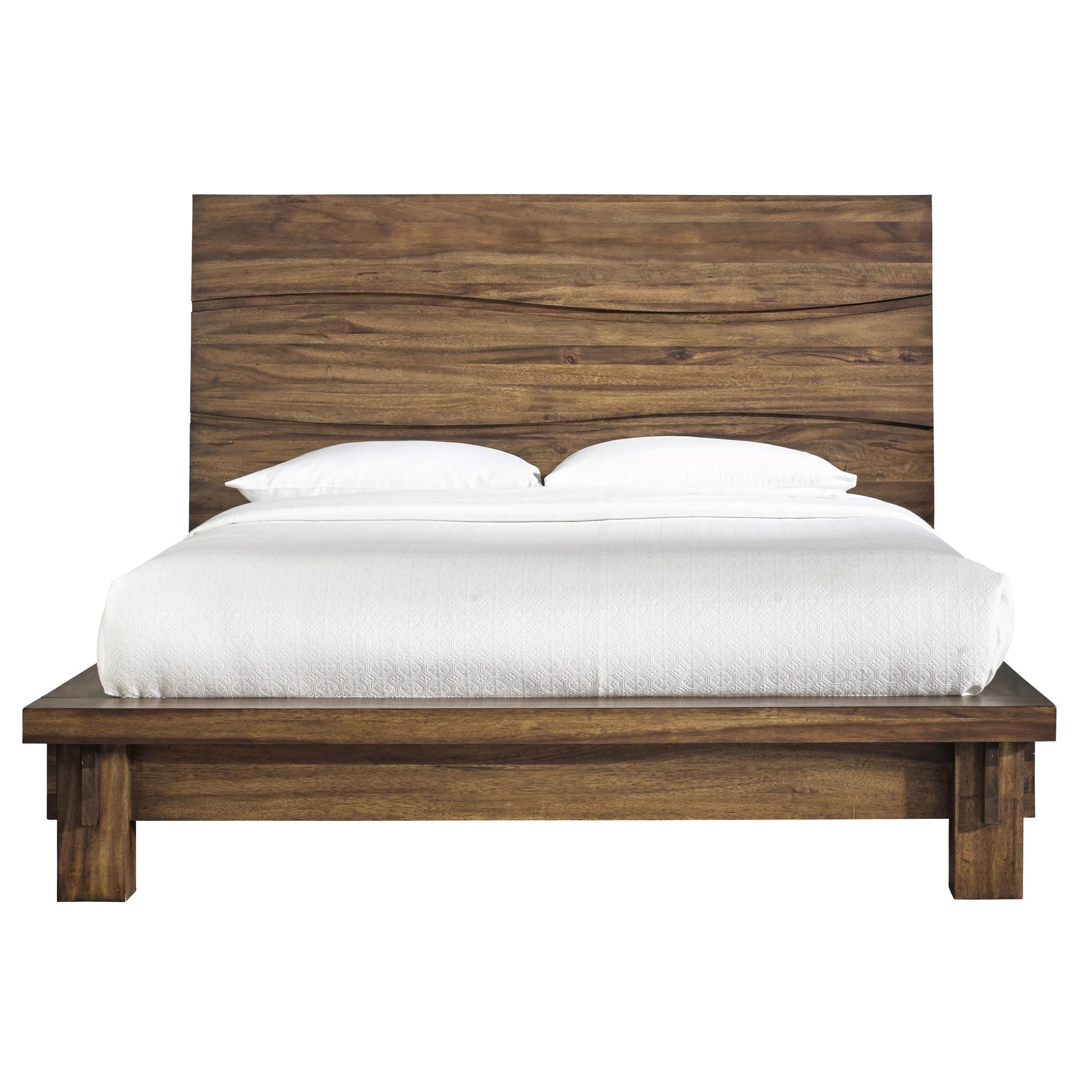 Queen Bed Frame Ocean Queen Bed By Modus International At Homeworld Furniture
