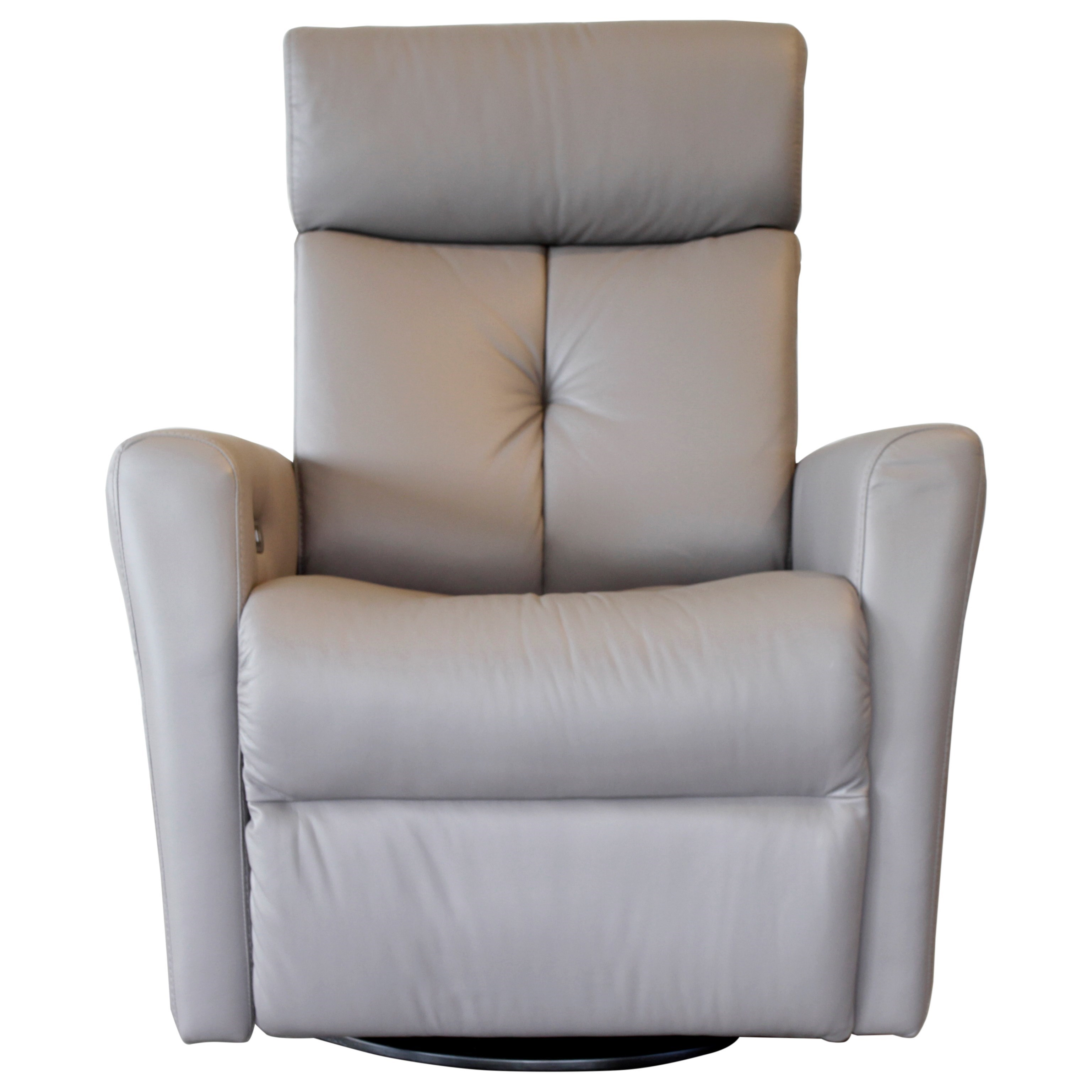 Palliser Prodigy Contemporary Power Swivel Glider Recliner With Power Headrest Jordan S Home Furnishings Recliners