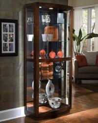 Pulaski Furniture Curios 21221 Pacific Heights Curio ...