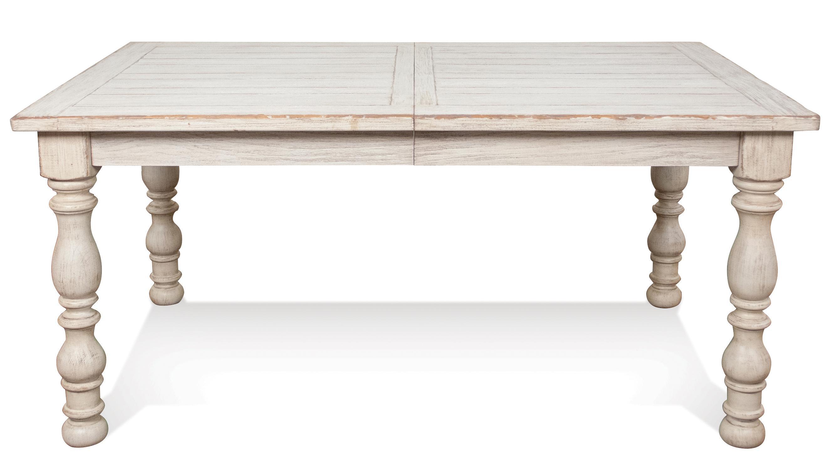 rectangle kitchen table Riverside Furniture Aberdeen Rectangular Dining Table Item Number