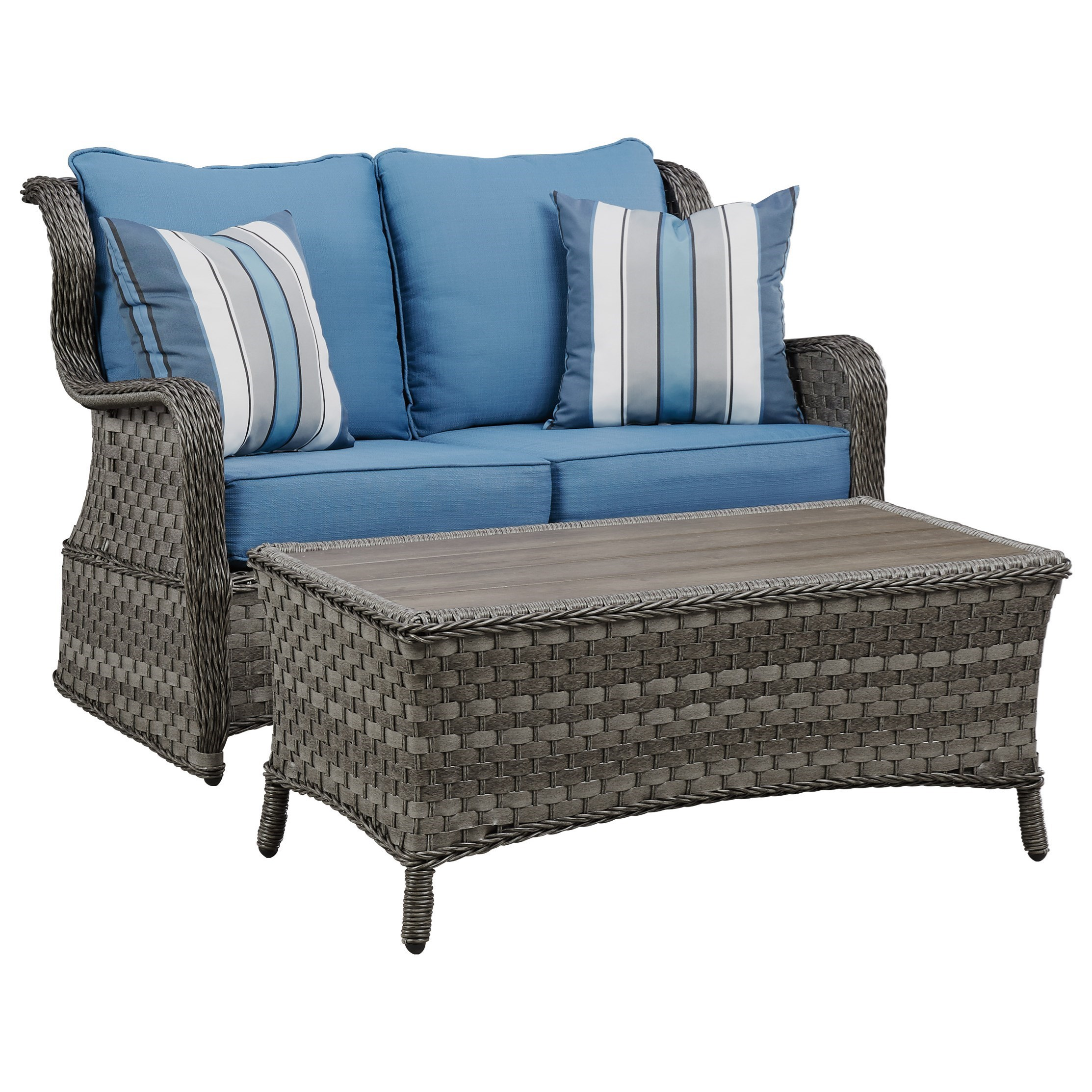 Outdoor Couch Glider