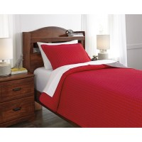 Ashley (Signature Design) Bedding Sets Twin Dansby ...