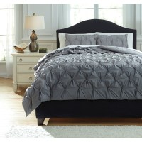 Signature Design by Ashley Bedding Sets Queen Rimy Gray ...