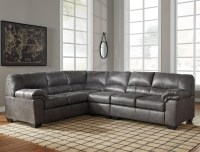 Signature Design by Ashley Bladen 3-Piece Faux Leather ...