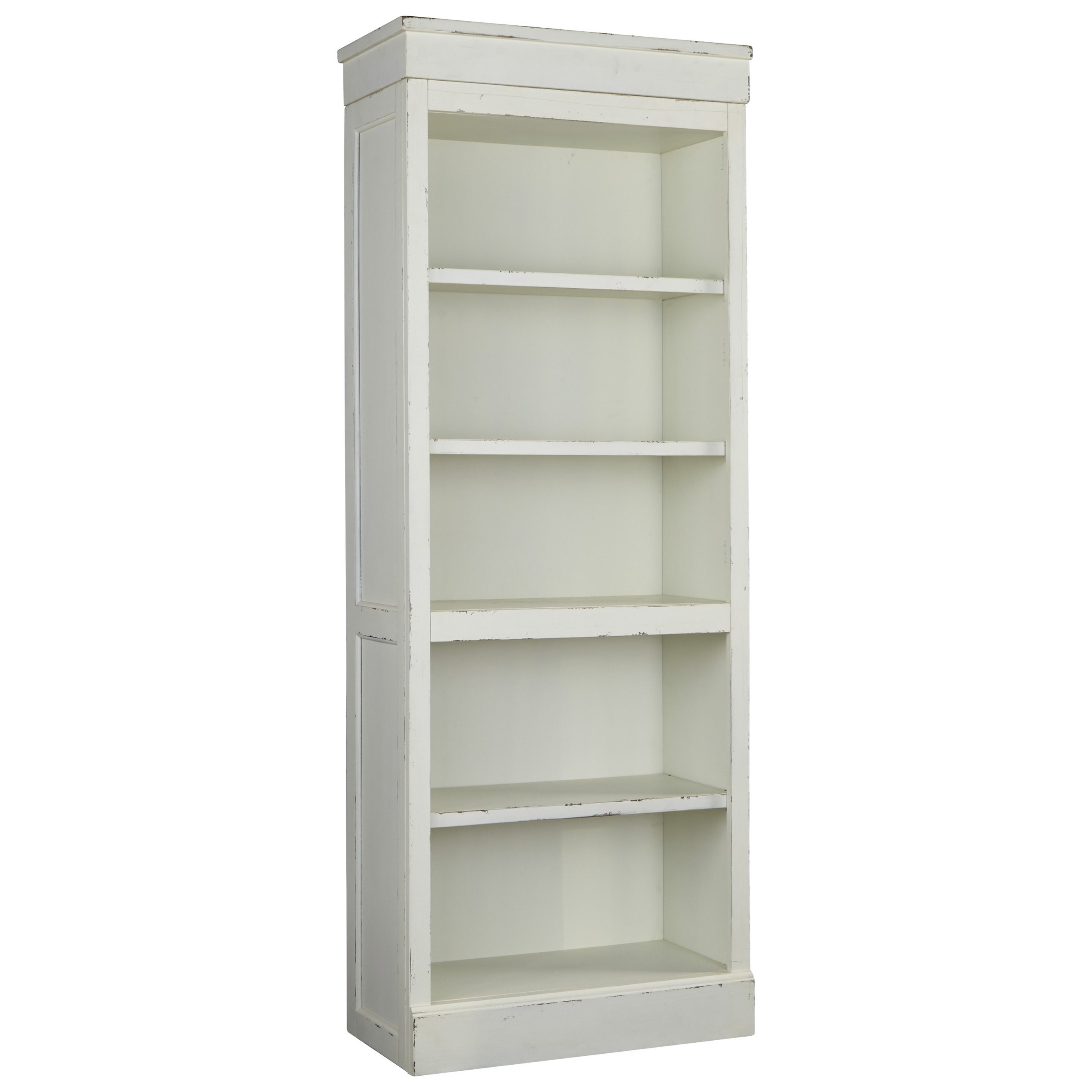 Vintage Bookcase Blinton Relaxed Vintage Pier Bookcase By Signature Design By Ashley At Household Furniture